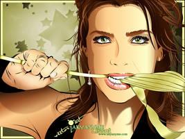 Lisset vector art by akyanyme