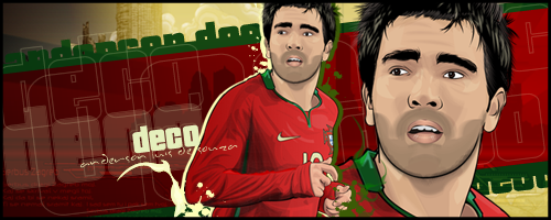 Anderson Deco Firma by akyanyme