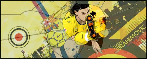 Zlatan Ibrahimovic Sign by akyanyme