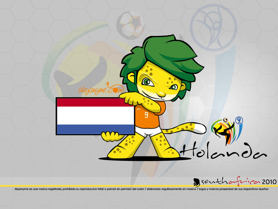 Sudafrica 2010 Holanda by akyanyme