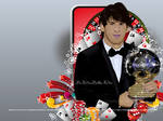 Lionel Messi Golden Ball