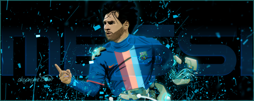 Lionel Messi cyborg by akyanyme