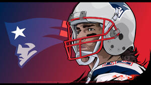 Tom Brady vector