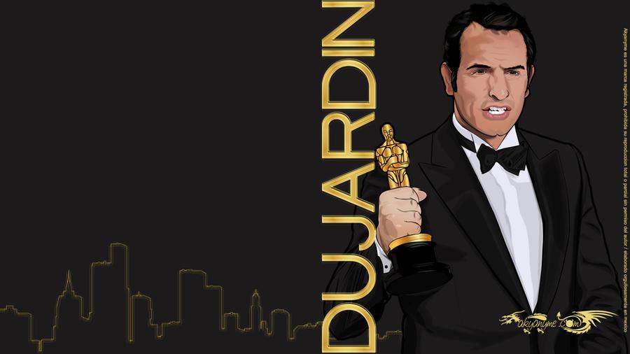 Jean Dujardin vector wallpaper by akyanyme