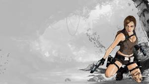 Lara Croft Tomb Raider Final by akyanyme