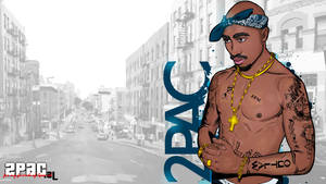 2pac vector