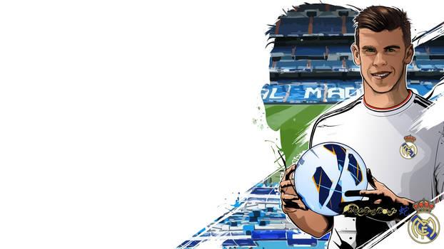 Gareth Bale vector