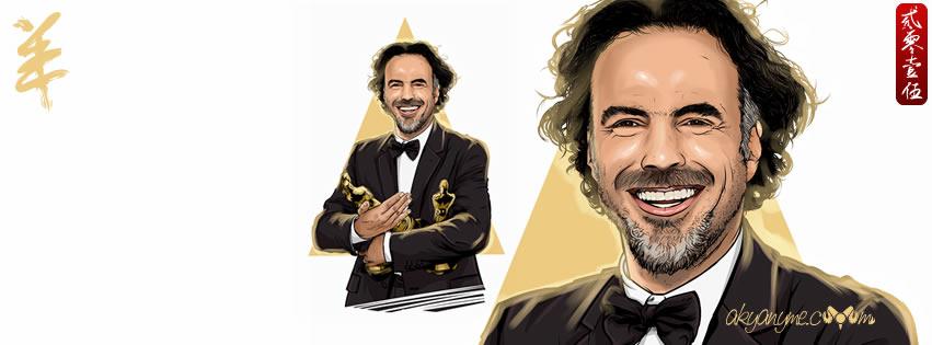 Alejandro Gonzalez Inarritu by akyanyme