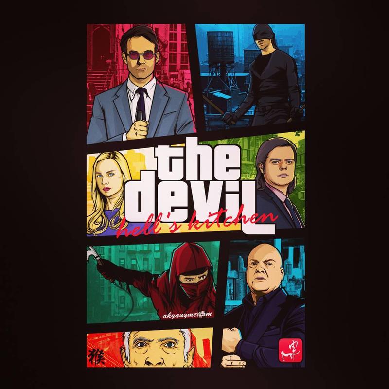 Daredevil GTA Mashup by akyanyme