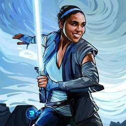 Estefania Fuentes Jedi America Femenil