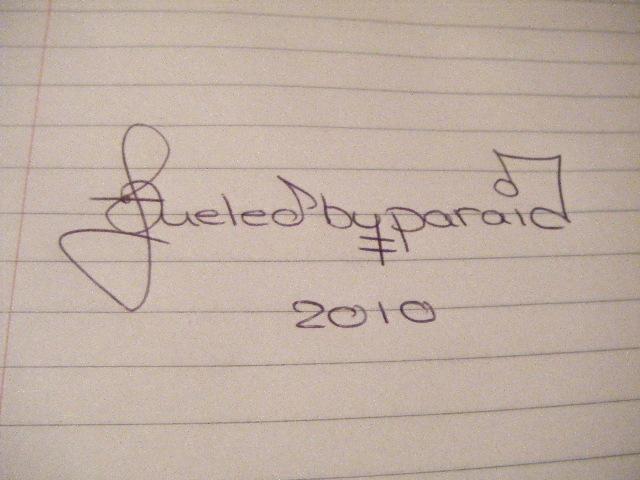 fueledbyparaic signature