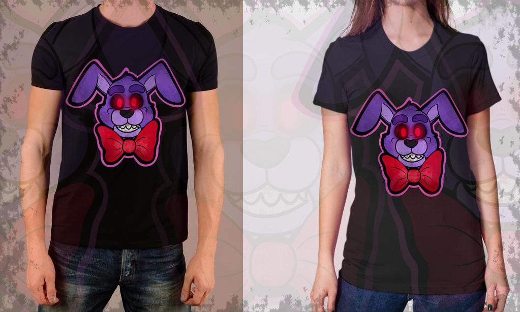 T-Shirt Bonnie. by RaQuEl170898