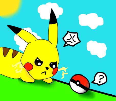 Mi regalito :3 by Pikachumili