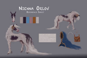 Nienna Reference Sheet