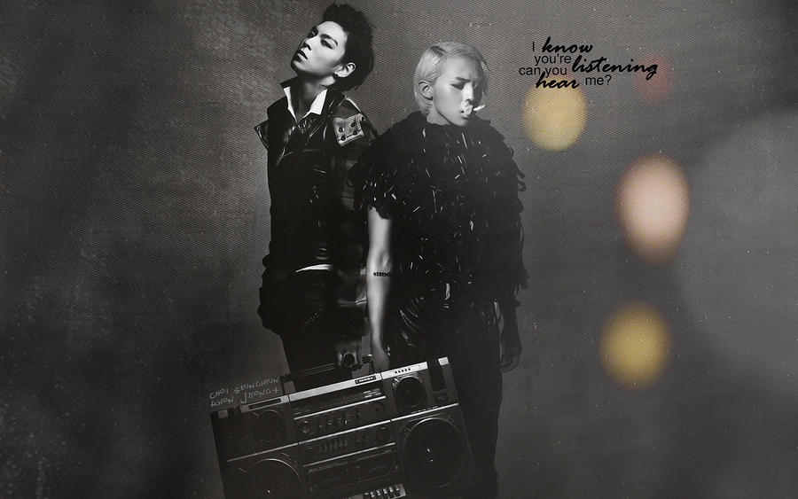 Wallpaper GDragon + TOP 17 by Atenais on DeviantArt