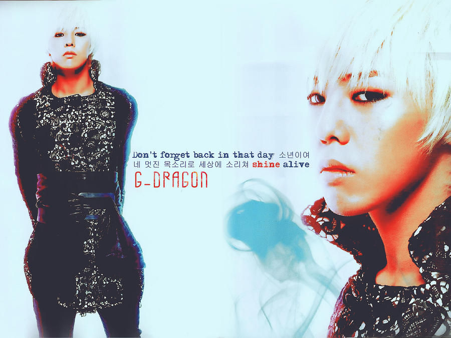 Wallpaper GDragon 2 by Atenais on DeviantArt