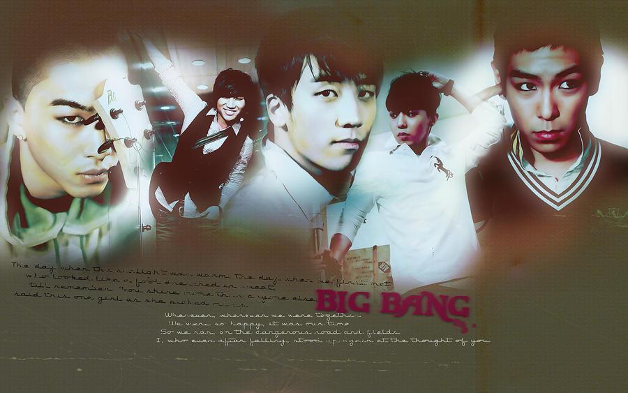 Wallpaper Big Bang 11 by Atenais on DeviantArt
