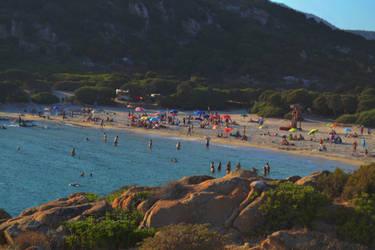 Chia's beach