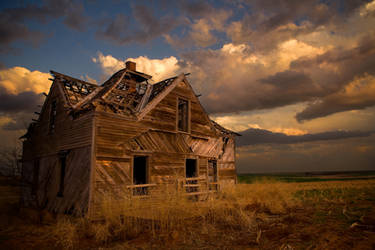 Corn Field Phantom by kylewright