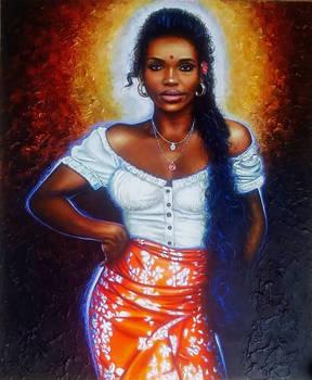 Reine Noir asiyami