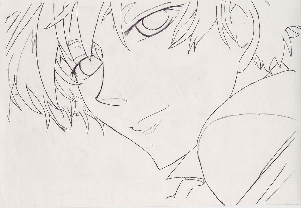 ouran highschool coloring pages - photo#19