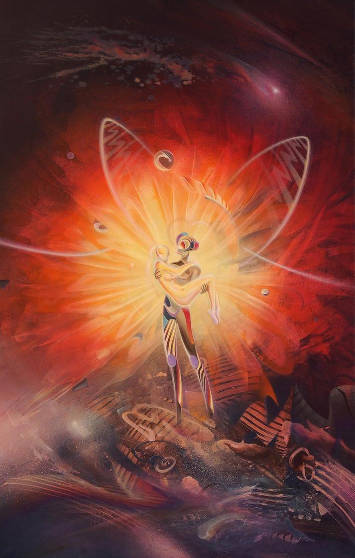 The last Spark of Love by DennisKonstantin