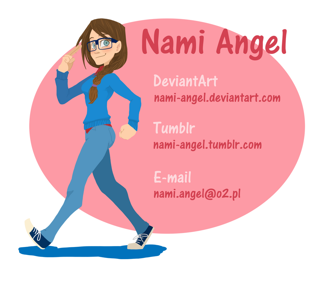 Nami-Angel's Profile Picture