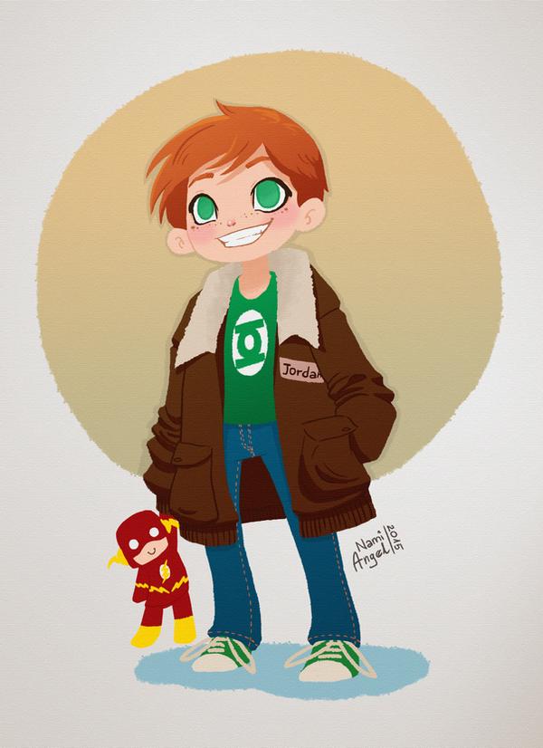 DC: I'm a pilot! by Nami-Angel