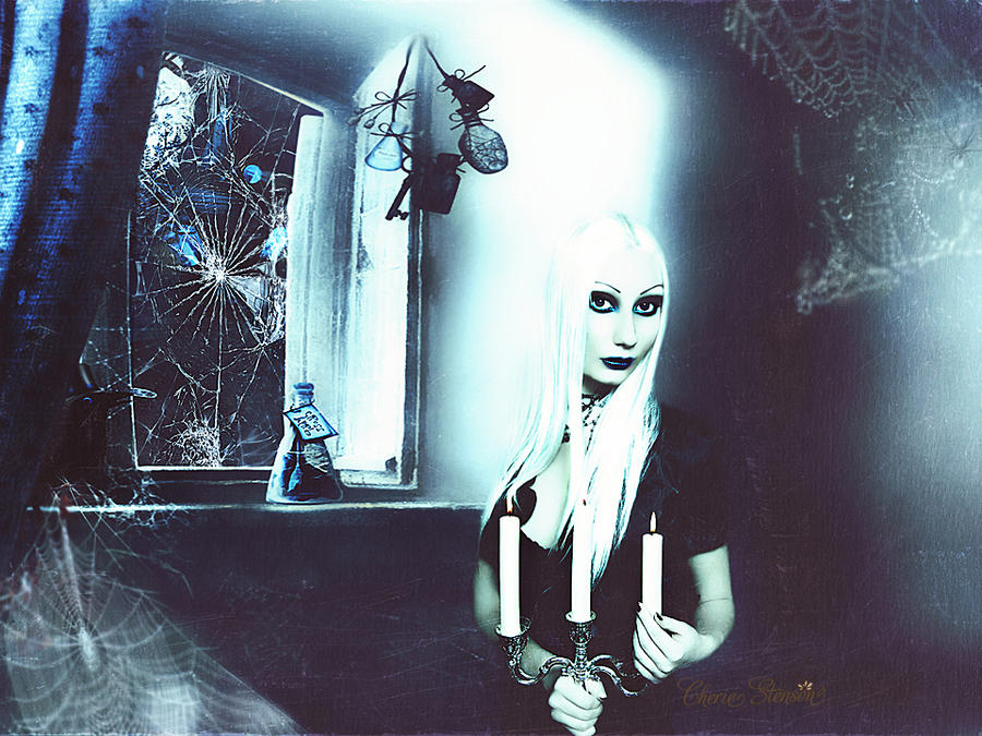 The Dark Room by cherie-stenson