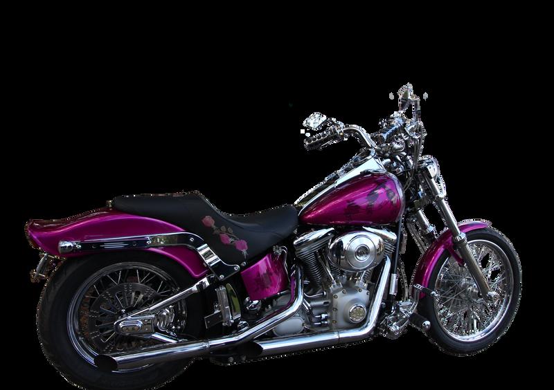 Pink Harley Davidson Stock by cherie-stenson on DeviantArt