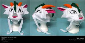 Haku dragon hat by Neon-Juma