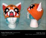 Angry Retsuko hat