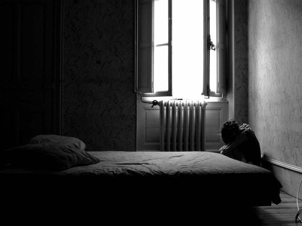 Sad Morning Ii By Thidal On Deviantart