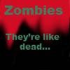 Zombies by HealingGoddess