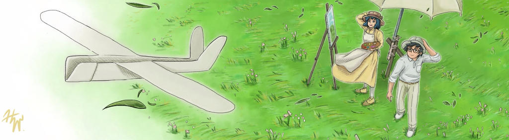 The Wind Rises By Hwang3D