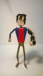 Hiro Figure by DericBindel