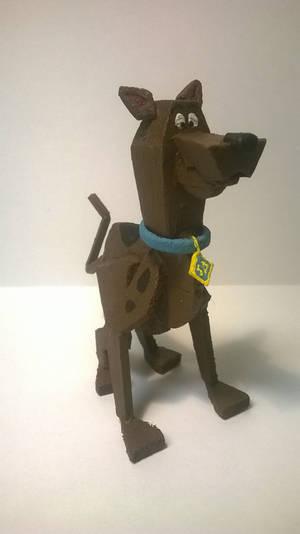 Scooby-Doo Model by DericBindel
