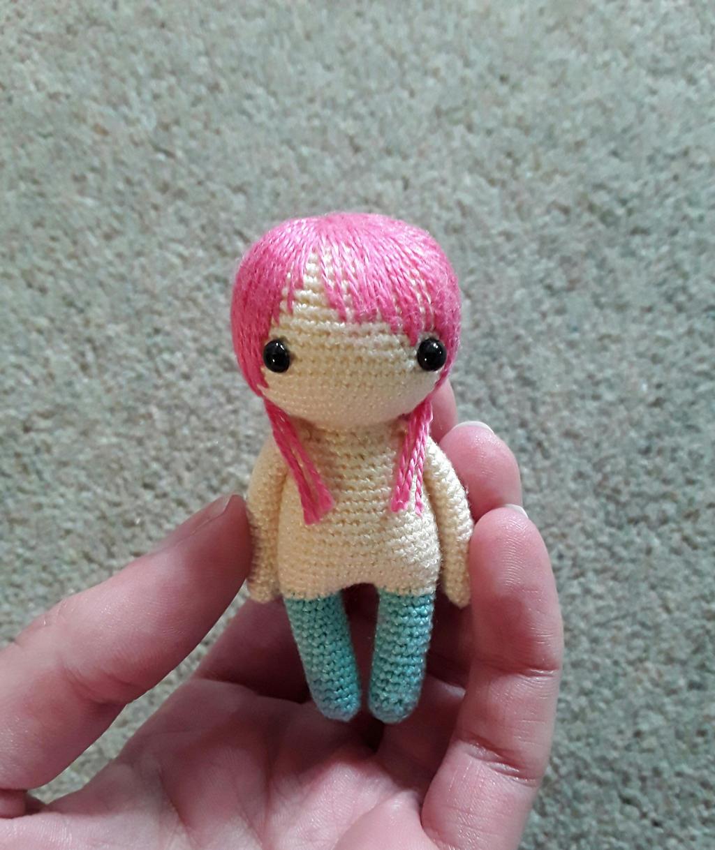 Amigurumi Doll Making : Amigurumi doll by Kizzydreaming9 on DeviantArt