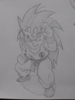 Raditz, 16-years-old (What If Series)