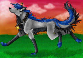Zrom Strollin' by Wolveslair