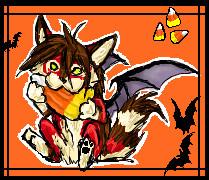 Happy Halloween by Wolveslair