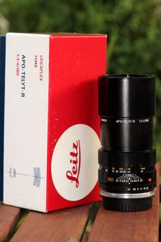 Leitz F3,4 180mm APO Telyt
