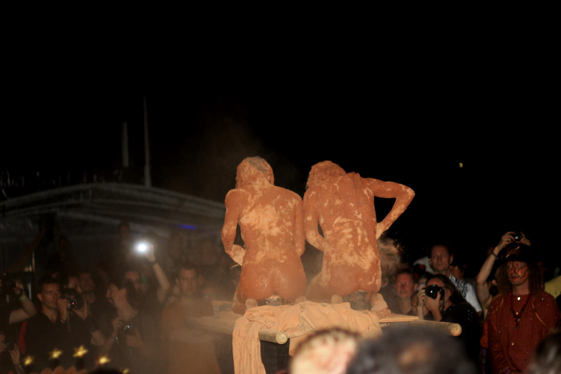 Castlefest 2014 49 ROSA CRVX by pagan-live-style
