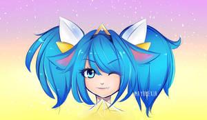 Star Guardian Poppy by Ayumexia