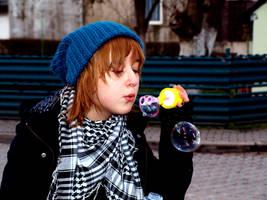 Like a child. by ChrisPhotographer