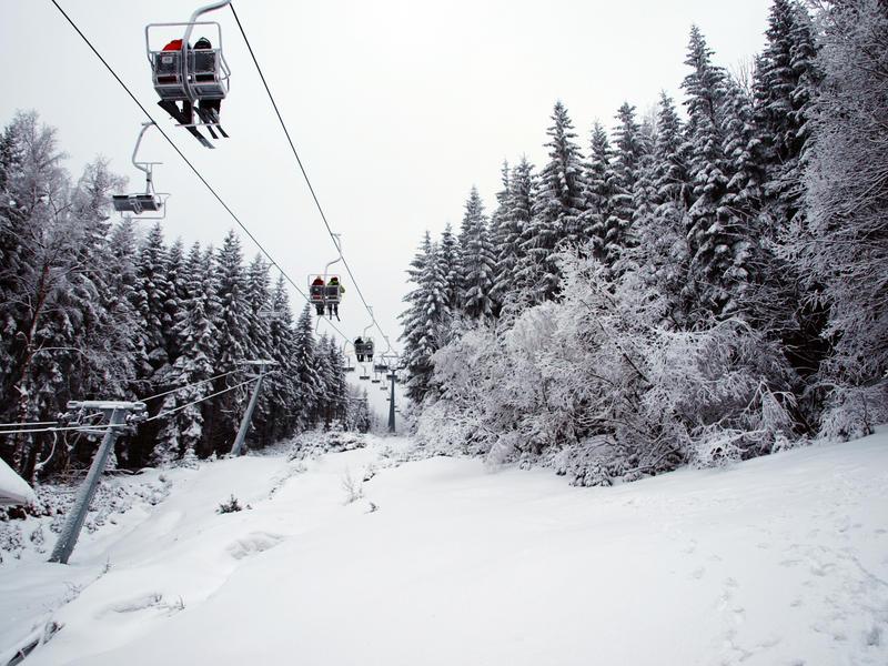 beautiful winter by ChrisPhotographer