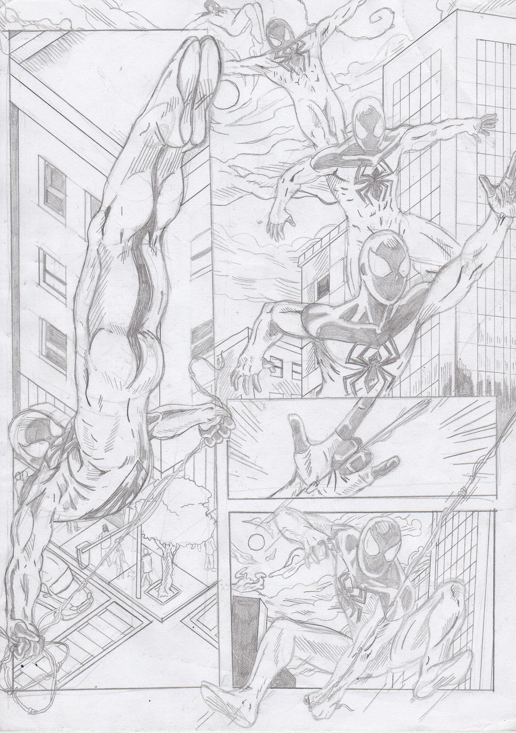 scarlet spider 121 pages - photo #18