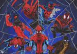 Spiderman Alternatives webs (Colors)
