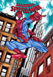 SPIDER-MAN the web slinger (colors)