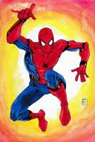 Spider-man - Marvel Cinematic Universe by GabRed-Hat